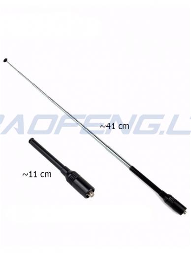 Teleskopinė antena 11-41 cm