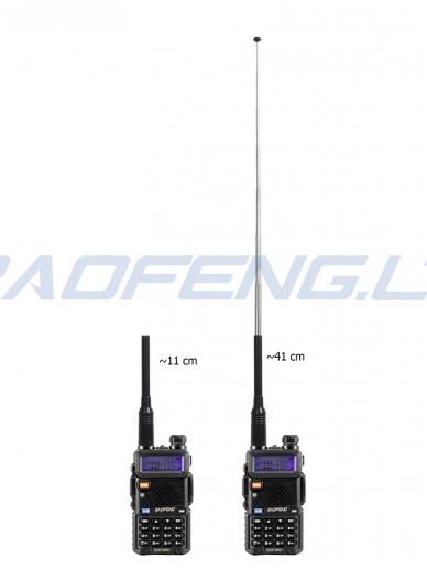 Teleskopinė antena 11-41 cm 2
