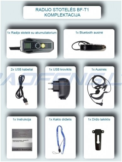 MiNi su Bluetooth ausine 10
