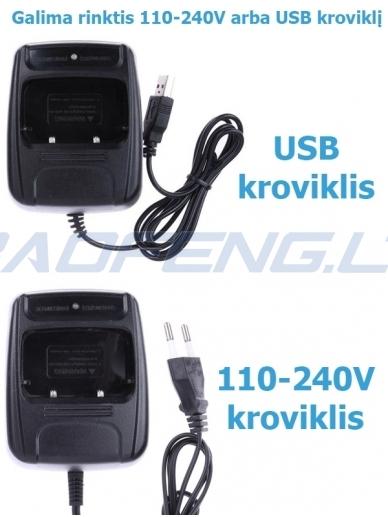 Baofeng BF-888s 240V / USB 10