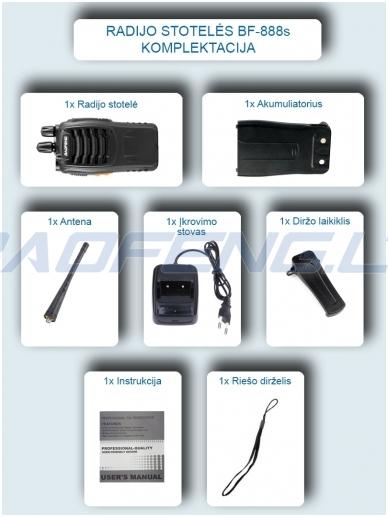 Baofeng BF-888s 240V / USB 9