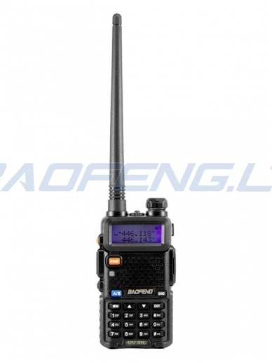 Baofeng UV-5R iki 10 km 2
