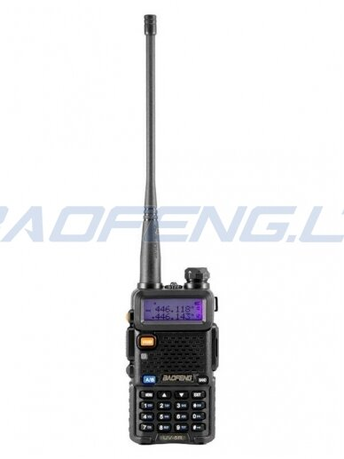 Baofeng UV-5R iki 14 km 3