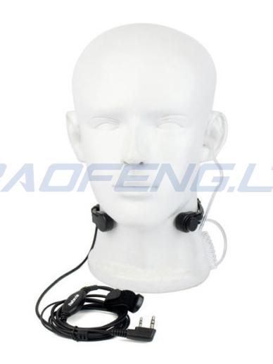 Laringafonas reguliuojamo dydžio
