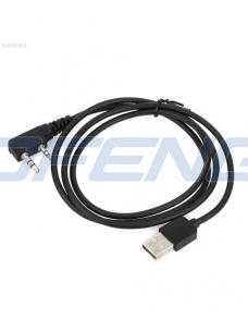 USB programavimo kabelis - 2 PIN (digital)