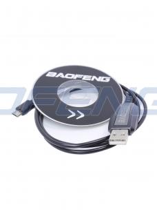 USB programavimo kabelis - Micro USB