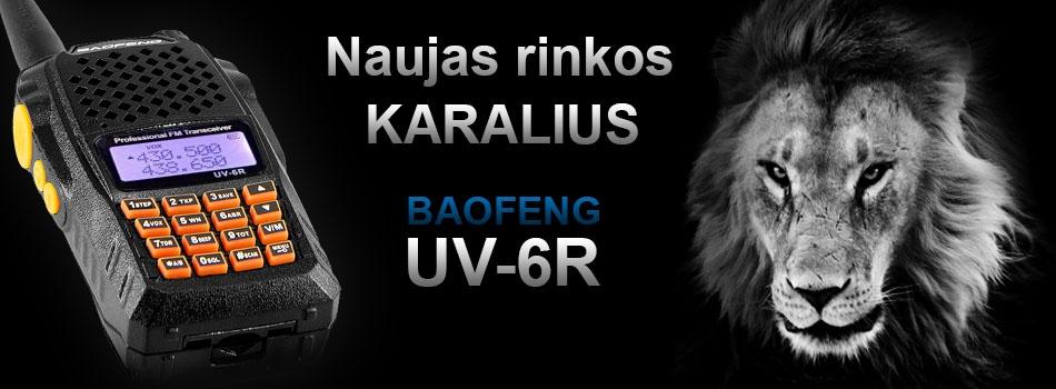 Baofeng UV 6R